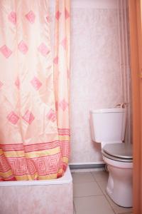 Ванная комната в Лайк Хостел Тольятти