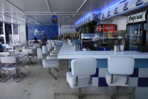 Salone o bar di Gran Hotel Sula
