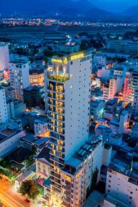 Tầm nhìn từ trên cao của Gosia Hotel