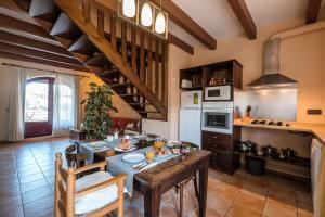 Un restaurante o sitio para comer en Els Masos d'en Coll