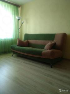 Гостиная зона в Apartment on Sovetskaya 24