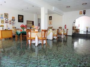 Εστιατόριο ή άλλο μέρος για φαγητό στο Ξενοδοχείο Παγώνα