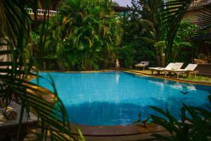 Бассейн в Papa Jolly Eco-Resort или поблизости
