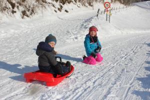 Ferienwohnung Brenner im Winter
