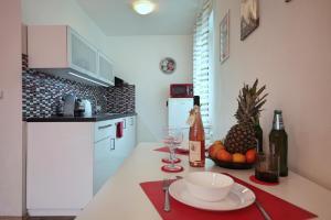 Küche/Küchenzeile in der Unterkunft Near Castle ☆ free bikes ☆ terrace