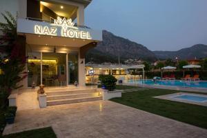 The swimming pool at or near Göcek Naz Hotel