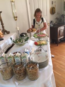 Mat på gästgiveriet eller i närheten