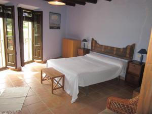 Cama o camas de una habitación en Can Met Viu