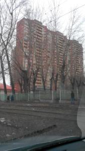 Апартаменты на Кирова 6 зимой