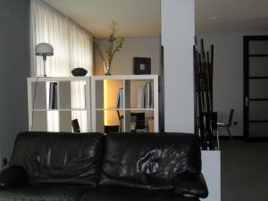 A seating area at Hotel Anoeta