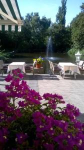 The swimming pool at or close to Hotel-Restaurant Beckmannshof