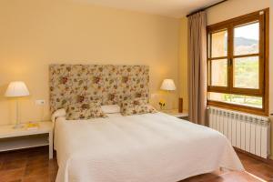 Cama o camas de una habitación en Font del Pas
