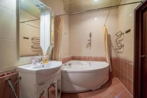 Ванная комната в RentPiter Loft Nevsky 96