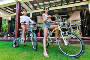 Biking at or in the surroundings of The Elements Krabi Resort