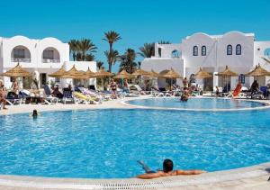 The swimming pool at or near Jerba Sun Club