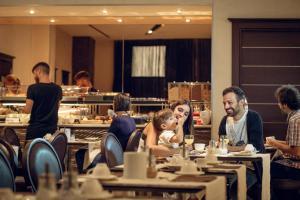 Ristorante o altro punto ristoro di Hotel Regina Margherita