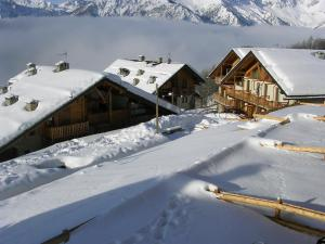 Cianfuran 2 during the winter