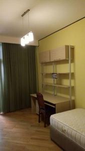 Cama ou camas em um quarto em Dilyara Alieva 237 Apartment