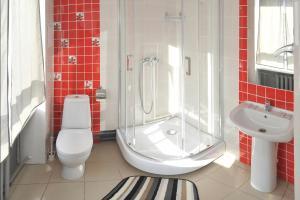 Ванная комната в Отель  Номер-ОК