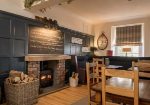 A restaurant or other place to eat at Buccleuch Arms