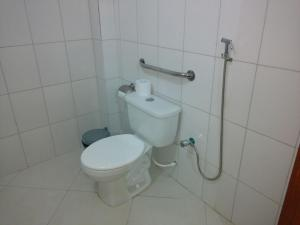 Ванная комната в Conquista Palace Hotel