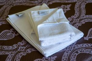 Кровать или кровати в номере Apartment Na Chistyh prudah