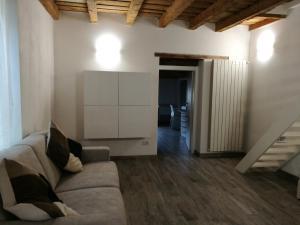 A seating area at B&B Sant'Antonio De Foris