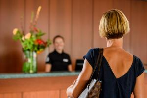 Guests staying at Campanile Hotel & Restaurant Delft