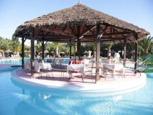 The swimming pool at or near Shalimar Hotel