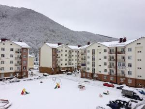 Studio in Estosadok during the winter