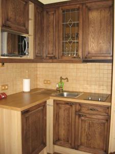 Köök või kööginurk majutusasutuses Kalbuse House