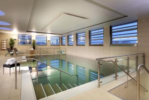 The swimming pool at or near Eurostars Grand Central