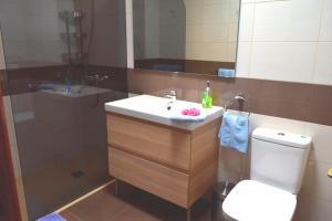 Een badkamer bij Casas del Sol