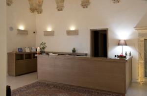 Hall o reception di Corte Borromeo