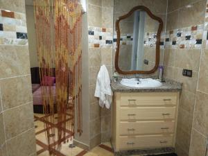 A bathroom at appartement Annakhil