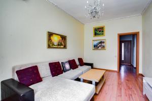 Гостиная зона в Апартаменты Булгаков на Большой Садовой