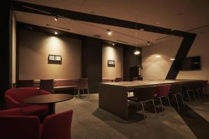 The lounge or bar area at First Cabin Akihabara Showa-dori