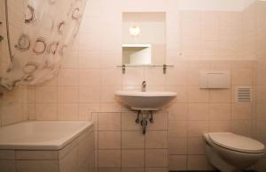 Ein Badezimmer in der Unterkunft Metropol Hostel Berlin
