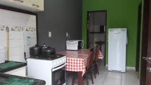 Una cocina o zona de cocina en Apartamento Berbere