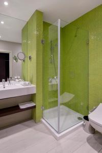 A bathroom at Verba Mayr Austrian Health Center & SPA