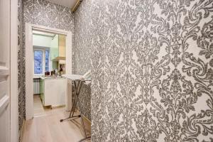 Ванная комната в Апартаменты у Площади Ленина