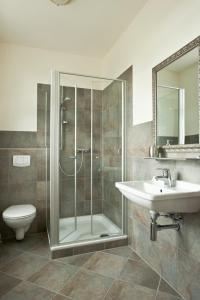 A bathroom at Hotel Bess