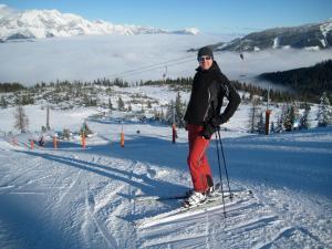 Skiën bij het pension of in de buurt