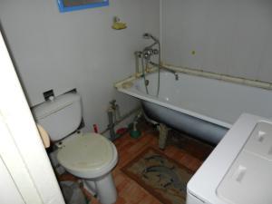Ванная комната в 1-комн. квартира в Рыбинске на часы/сутки/недели