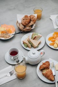 Frühstücksoptionen für Gäste der Unterkunft MeetMe23
