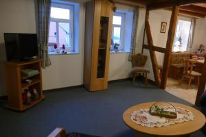 TV/Unterhaltungsangebot in der Unterkunft Kutschergasthof Am Sonnenstein