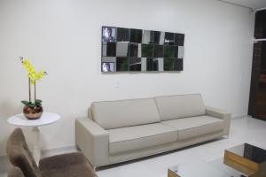 A seating area at Hotel Executive