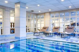 The swimming pool at or near Radisson BLU Astrid Hotel, Antwerp