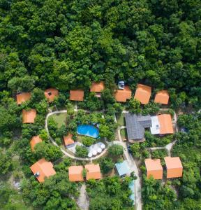 Tầm nhìn từ trên cao của Phu Quoc Valley Resort