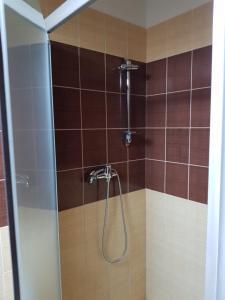 A bathroom at Ubytovanie House